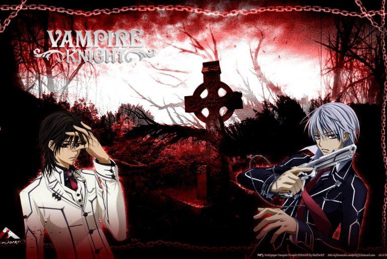 Anime Vampires