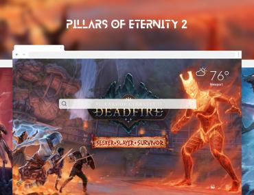 Pillars of Eternity II